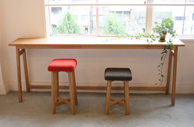 Happyrock Slow Design 187 くるみのテーブル